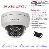 Bán Mua Camera Ip Dome Hồng Ngoại 4Mp Hikvision Ds 2Cd2142Fwd I Trong Hồ Chí Minh