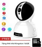 Bán Camera Ip Full Hd 1080P Vimtag Cp1 X Lưu Cloud Tặng Thẻ 16 Gb Rẻ Nhất
