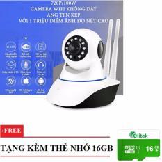 Mua Camera Ip Giam Sat Va Bao Động Vinatech Ipc W3A Tặng Thẻ Nhớ 16Gb Trắng Rẻ