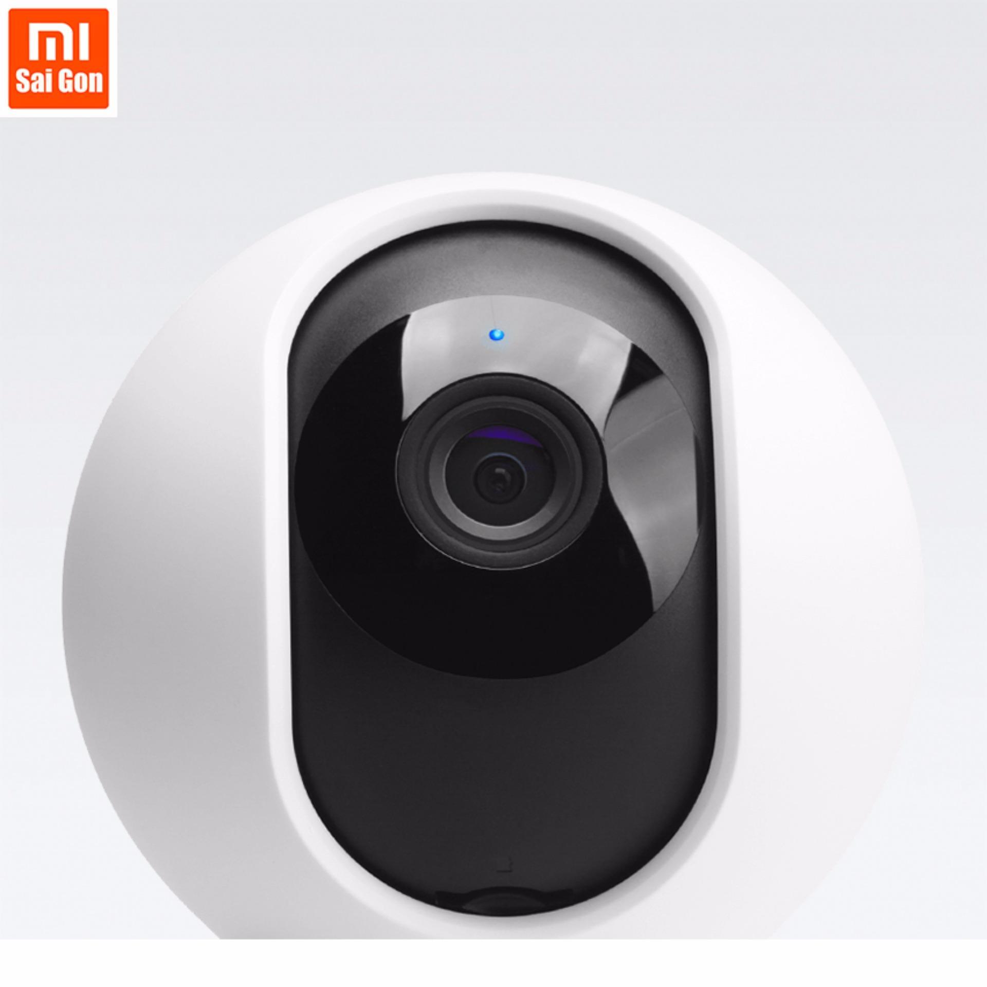 Camera Ip Mijia Xiaomi Xoay 360 Độ 720P Hồng Ngoại