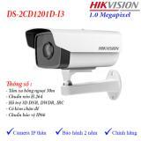 Mua Camera Ip Ngoai Trời Hồng Ngoại 1Mp Hikvision Ds 2Cd1201D I3 Mới