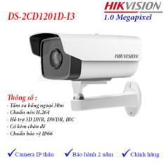 Giá Bán Camera Ip Ngoai Trời Hồng Ngoại 1Mp Hikvision Ds 2Cd1201D I3