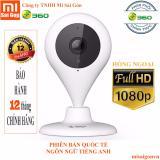Bán Camera Ip Qihoo 360 1080P Hồng Ngoại Bản Quốc Tế Tiếng Anh Rẻ Nhất