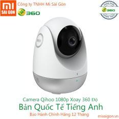Mua Camera Ip Qihoo 360 1080P Tự Động Xoay 360 Độ Bản Quốc Tế Rẻ