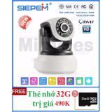 Chiết Khấu Camera Ip Siepem S6203Y Tặng Thẻ Nhớ 32G Phan Phối Bởi Miracles Company Siepem