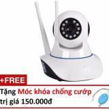 Giá Bán Camera Ip Thong Minh Giam Sat Va Bao Động Putoca J9 Tặng Moc Khoa Chống Cướp Mới Nhất