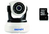 Giá Bán Camera Ip Wifi 3G Siepem S6203Y Trắng Thẻ Nhớ Kingston 32Gb Nguyên