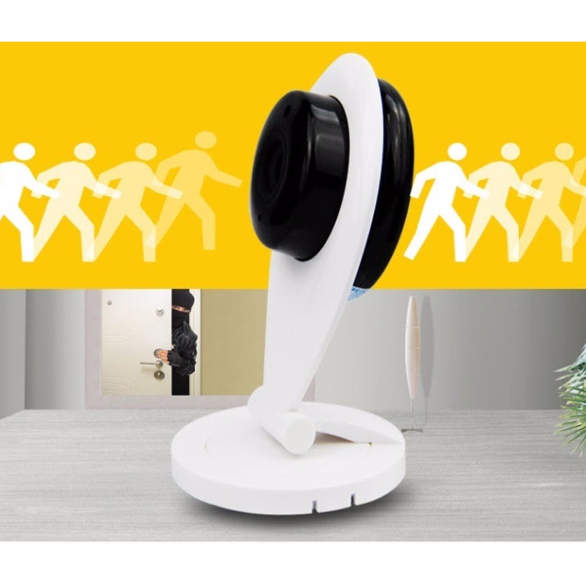 Camera Ip Wifi Giám Sát Ngày Đêm Mini Hdvision 1080P- Siêu Nét, Siêu Nhỏ Gọn