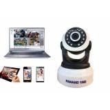 Mua Camera Ip Wifi Pana Hd 1080P Hỗ Trợ Thẻ Nhớ 64Gb Mới