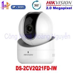 Camera IP Wifi Hikvision DS-2CV2Q21FD-IW (B) (2MP) - Camera Không Dây Xoay 4 Chiều - Công Nghệ Hoàng Nguyễn