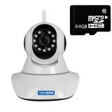 Cửa Hàng Camera Ip Wifi Yoosee Ys900 Thẻ Nhớ 64Gb Trong Hà Nội
