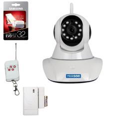 Giá Bán Camera Ip Wifi Yoosee Ys900 Trắng Nga Thẻ Nhớ 32Gb Cảm Biến Tach Cửa Nut Tắt Bao Động Mới Nhất