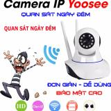 Bán Mua Camera Ip Yoosee 2 Giam Sat Va Bao Động Ngay Đem Wifi Hoặc Cap Internet Trong Hồ Chí Minh