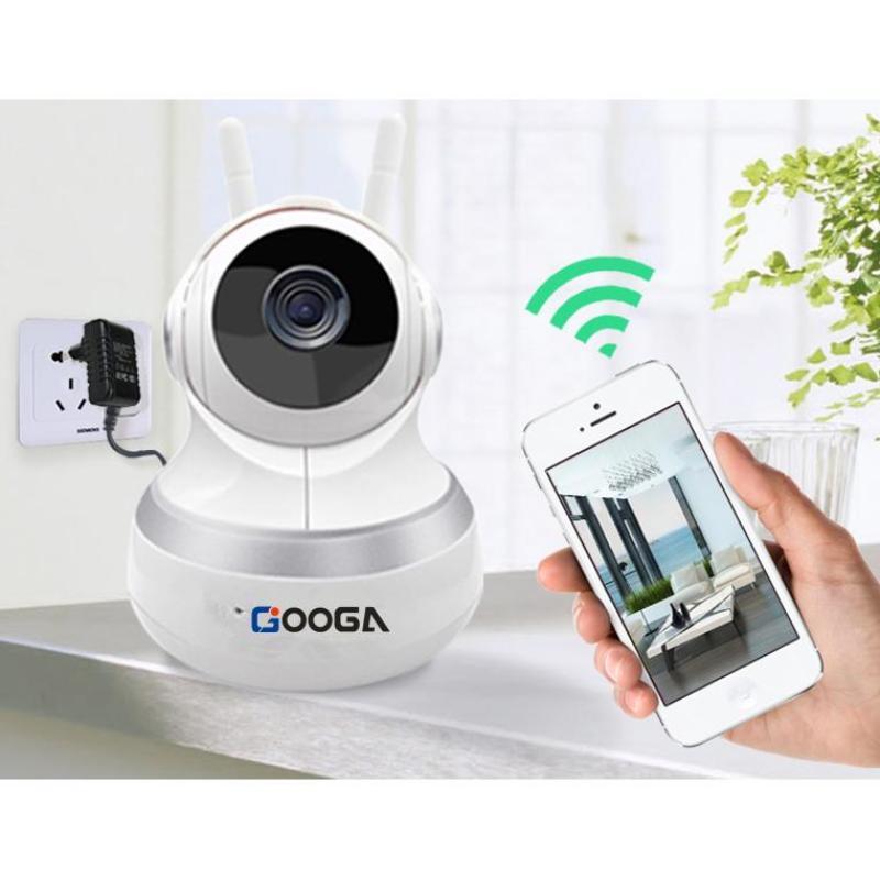 Camera IP/WIfi icloud GOOGA xoay 360 độ - đàm thoại hai chiều