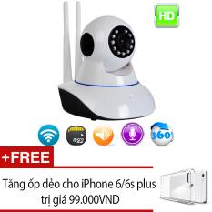 Mua Camera Khong Day Ip Camera Z06H Hd Tặng Ốp Điện Thoại Cho Iphone 6Plus Rẻ