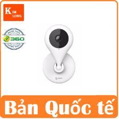 Bán Camera Qihoo 360 720P 110 Độ Bản Quốc Tế Tiếng Anh Có Thương Hiệu Nguyên