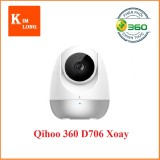 Bán Camera Qihoo 360 Ip D706 Hồng Ngoại Xoay Thong Minh 1080P Trực Tuyến