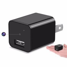 Hình ảnh Camera Siêu Nhỏ Hình Cốc Sạc Kèm Bộ Nhớ Trong 8GB