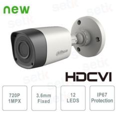 Bán Camera Than Hồng Ngoại Độ Net Cao 1 Megapixel 720P Hd Cvi Dahua Dh Hac Hfw1000Rp Hà Nội Rẻ