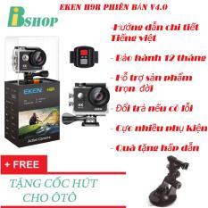 Ôn Tập Cửa Hàng Camera Thể Thao Eken H9R 4K Ultra Hd Wifi Co Remote Phien Bản Mới Nhất 4 Tặng Cốc Hut 7Cm Bảo Hanh 12 Thang Trực Tuyến