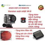 Camera Thể Thao Eken H9R Co Remote Version 4 Tặng Kem Filter Đỏ Tặng Pin Zin 1050Mah Hà Nội