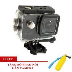 Giá Bán Camera Thể Thao Sjcam Sj4000 Wifi Phien Bản Man Hinh Lcd 2 Inch Tặng Phao Nổi Bảo Hanh 12 Thang Nguyên Sjcam