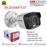 Giá Bán Camera Turbo Hd Tvi Hồng Ngoại 20M 2 0Mp Hikvision Ds 2Ce16D7T It Mới