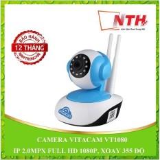 Bán Mua Camera Vitacam Vt1080 Ip 2 0Mpx Full Hd 1080P Xoay 355 Độ
