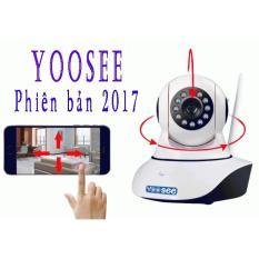 Bán Camera Wifi Giam Sat Ngay Đem Yoosee Bản 2017 10 Đen Hồng Ngoại Smart New Trong Hà Nội