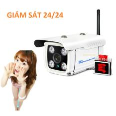Ôn Tập Camera Wifi Ip Ngoai Trời Sieu Net Cao Cấp 1 3 Triệu Điểm Ảnh Hang Nhập Khẩu Yoosee