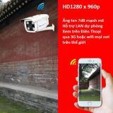 Ôn Tập Camera Wifi Ngoai Trời Sieu Net Cao Cấp 1 3 Triệu Điểm Ảnh Hang Nhập Khẩu Yoosee