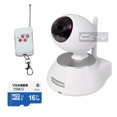 Mã Khuyến Mại Camera Yoosee Ys1600 Thẻ Nhớ Yoosee 16Gb Nut Điều Khiển Xa