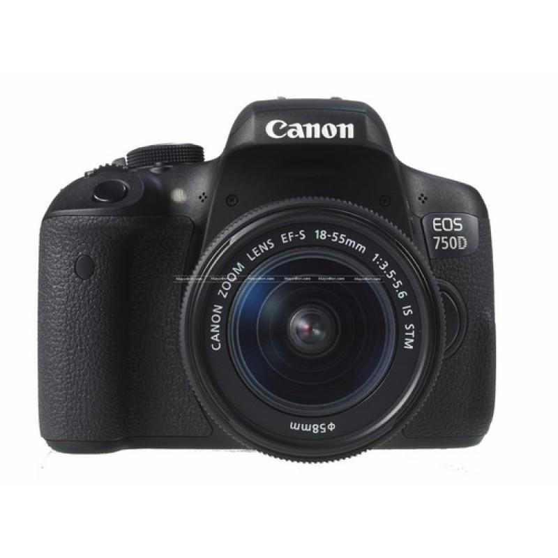 Canon EOS 750D KIT 18-55mm IS STM ( Hàng chính hãng LBM)