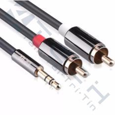 Giá Bán Cap Audio 3 5Mm Ra 2 Đầu Rca 1 5M Ugreen Ug 10583