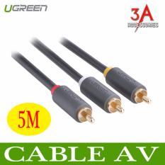 Giá Bán Cap Av Dai 5M Ugreen 10527 Chinh Hang Lg Tech Tốt Nhất
