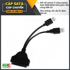 Hình ảnh Cáp chuyển đổi USB 3.0 sang Sata cho ổ cứng 2in5