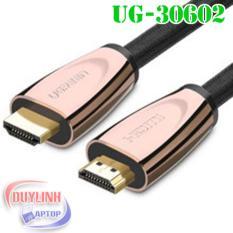 Ôn Tập Cap Hdmi 2 1 5M Cao Cấp Hỗ Trợ Ethernet 3D 4K Chinh Hang Ugreen 30602 Ugreen