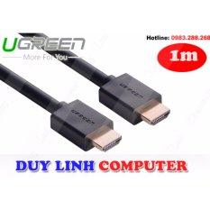 Bán Cap Hdmi Ugreen 1 Met Hỗ Trợ 3D 4K 2K Full Hd 1080 Ugreen 10106 Rẻ Nhất