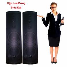 Giá Bán Cặp Loa Đứng Karaoke Mega Bass Sieu Đại Oem Nguyên