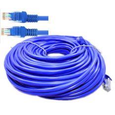 Bán Cap Mạng Internet Mạng Lan Cat 5E 50M 2 Đầu Bấm Sẵn Có Thương Hiệu Rẻ