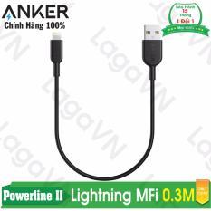Giá Bán Cap Sạc Anker Powerline Ii Lightning Mfi Dai 3M Cho Iphone Ipad Ipod A8431 Tốt Nhất