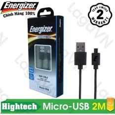 Giá Bán Cap Sạc Cao Cấp Energizer Micro Usb Dai 2M Đen C11Ubmckbk4 Mới
