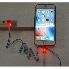 Hình ảnh Cáp sạc dạ quang cho iPhone có đèn LED - Phụ kiện cho bạn vip 368