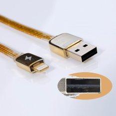 Giá Bán Cap Sạc Lighting Cho Iphone Ipad Remax Gold Vang Rẻ
