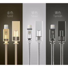 Giá Bán Cap Sạc Nhanh Sieu Bền Bọc Thep Cho Iphone 5 6 7 Ipad Remax Super Cap Royalty Vang Remax Hà Nội