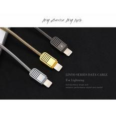 Ôn Tập Trên Cap Sạc Nhanh Va Data Sieu Bền Bọc Thep Cho Iphone Ipad Remax Rc088I