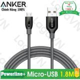 Giá Bán Cap Sieu Bền Anker Powerline Micro Usb 1 8M Xam Trong Hồ Chí Minh