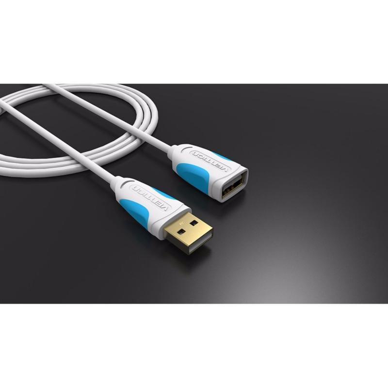 Bảng giá Cáp USB 2.0 Vention nối dài cao cấp VAS-A05-S150-N Phong Vũ