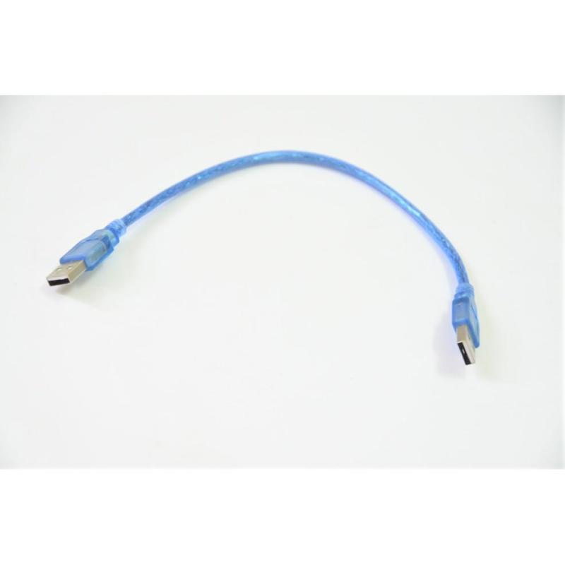 Cáp USB Hai Đầu Đực Dài 20Cm