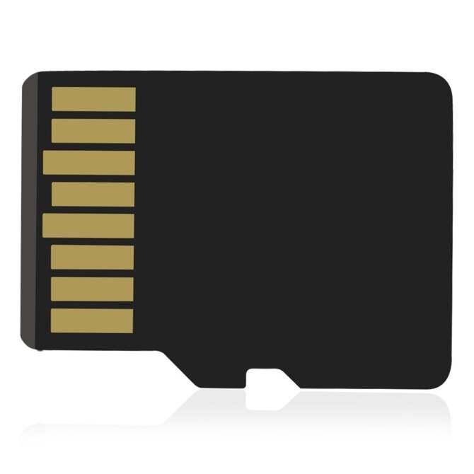 Caraele Đa-lưu trữ XC Class 10 UHS-I TF/Micro SD Thẻ Nhớ-quốc tế